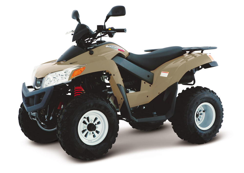Sym Quadlander 300cc Alex Rent A Car
